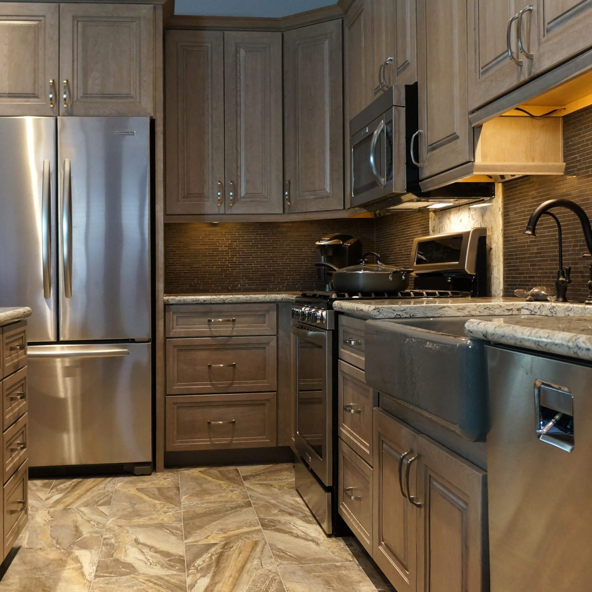 Kitchen Makeovers Gilbert AZ Remodel